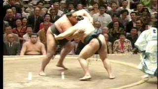 貴乃花 対 曙 〜永遠のライバル対決〜 2