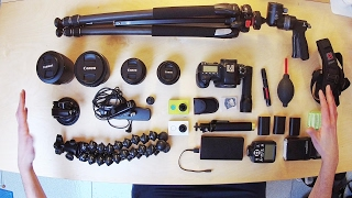 Video What's in my bag? My Camera Gear for Travel Photography and Video download MP3, 3GP, MP4, WEBM, AVI, FLV Juli 2018