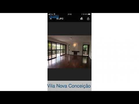 Apartamento - Vila Nova Conceição  - São Paulo - SP - Ref: 524859