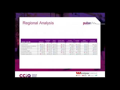 Westpac Group CCIQ Pulse Survey of Business Conditions Results for the June Quarter 2013