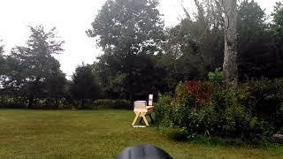 KRAL ARMS PUNCHER BREAKER 100 YARD SHOT. WOW