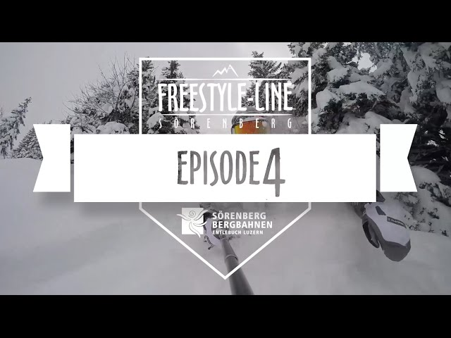 Freestyle Line Sörenberg, Episode 4, Season 15/16