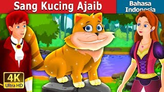Video Sang Kucing Ajaib | The Magical Kitty Story in Indonesian | Dongeng anak | Dongeng Bahasa Indonesia download MP3, 3GP, MP4, WEBM, AVI, FLV Oktober 2019