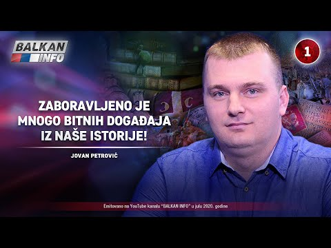 BALKAN INFO: Žana Karaklajić - Regresoterapija može da bude jako loša i opasna za običnog čoveka! from YouTube · Duration:  2 minutes 51 seconds