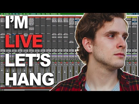 MIXING DRUMS - COME HANG!