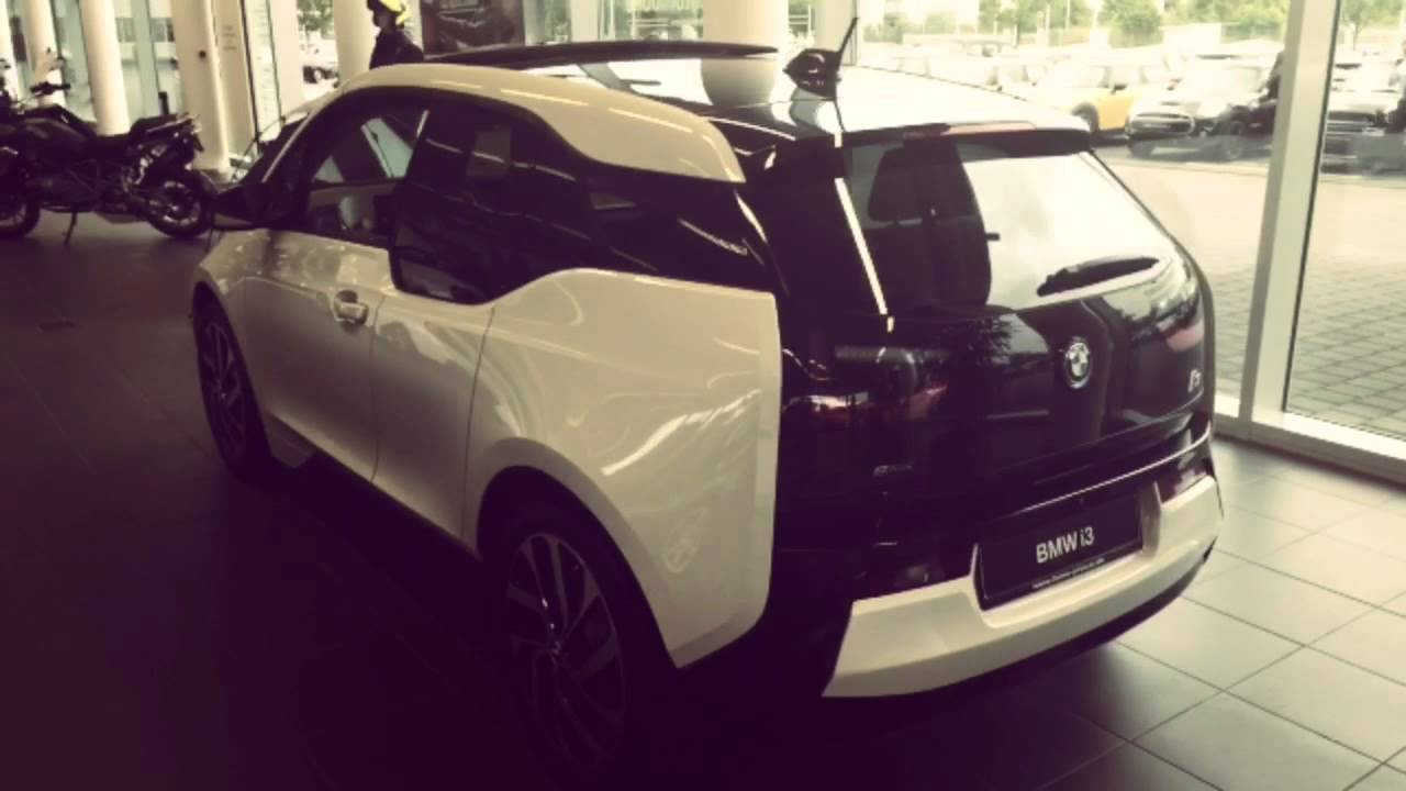 Der Bmw I3 Bei Procar Automobile Youtube