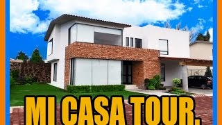 MI CASA TOUR / UNBOXING MY HOUSE (EvaDeMetal)
