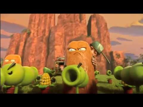 Kungfu World animation retail -Chinese Version -Plants vs zombies 2