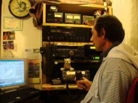 RADIOAMATORE DEL MUGELLO VIDEO QSO SU CIRCUITO ITALINK NETWORK 22-11-2014