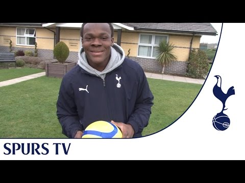 Spurs TV Exclusive | Introducing Souleymane Coulibaly