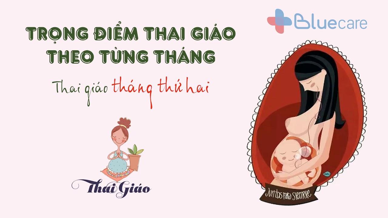THAI GIÁO THÁNG THỨ 2 – Fetus Education (2nd Month)