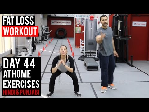 FAT LOSS WORKOUT With Guaranteed RESULTS  - Best Excises 2017