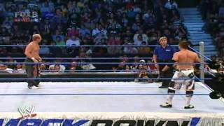 The Miz Vs. Scotty 2 Hotty - WWE Smackdown 9/15/06