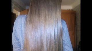 Ополаскиватель для блеска волос в домашних условиях
