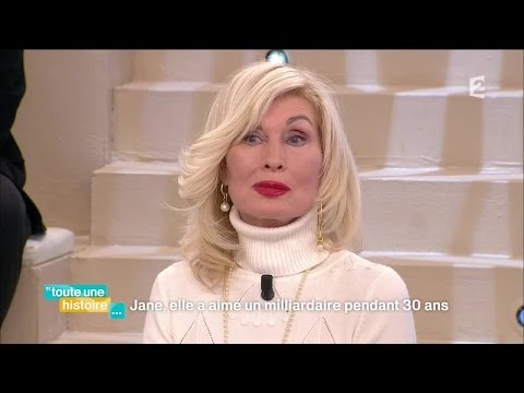 Jane, elle a épousé un milliardaire - #REPLAY #touteunehistoire