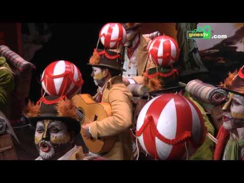 La apuesta. Carnaval de Gines 2016 (Gran Final)
