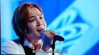 2017.10.7 MUSIC FAIR初出演 尾崎豊の『l LOVE YOU』を初披露。 チャン...