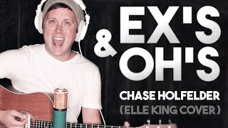 Video ELLE KING - EX'S & OH'S (cover) download MP3, 3GP, MP4, WEBM, AVI, FLV Mei 2018