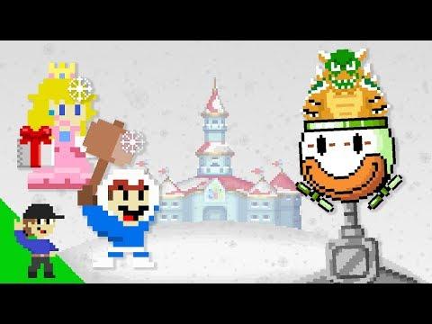 Mario's Christmas Mayhem - Level UP 2018 Christmas Special