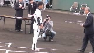 ファーム年間MVPに岩本投手 阪神タイガース球団選定 2012年度ファー...