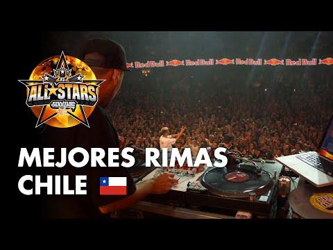 Mejores rimas God Level All Stars Chile 2020   Red Bull Batalla de los Gallos