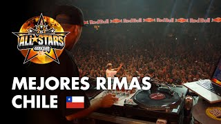 Mejores rimas God Level All Stars Chile 2020 | Red Bull Batalla de los Gallos