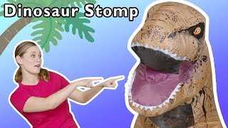 Dinosaur Stomp + More | Mother Goose Club Playhouse Songs & Rhymes