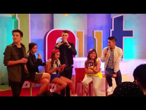 Greyson Chance on ASAP Chill Out
