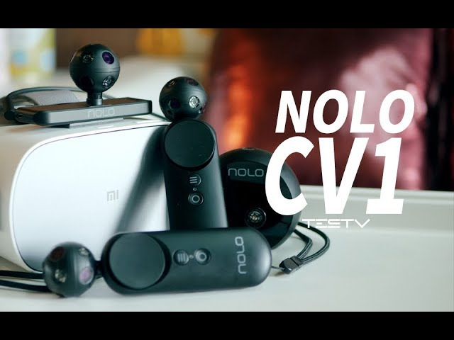 Vive太贵,买这个也能玩SteamVR NOLO CV1【值不值得买第330期】