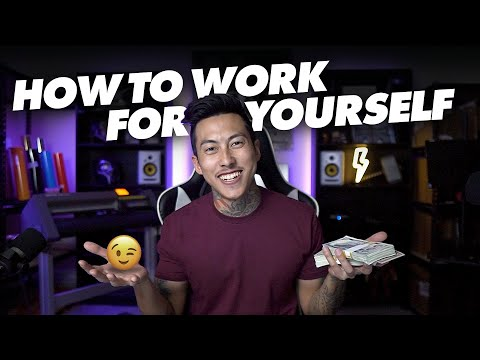 Self-Employment 101 - Tips For Being Full-Time Self-Employed in 2020