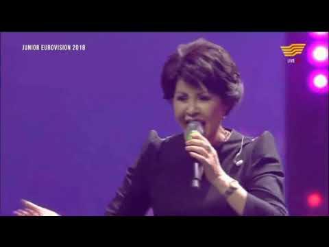 Роза Рымбаева - «Болашақ үні» Junior Eurovision (2018)
