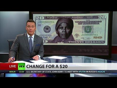 Harriet Tubman: New Face Of $20 Bill