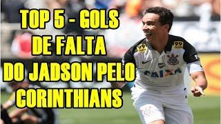 TOP 5 - GOLS DE FALTA DO MAGIC JADSON PELO CORINTHIANS