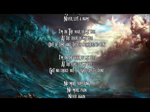 War of My Life - John Mayer with Lyrics HQ