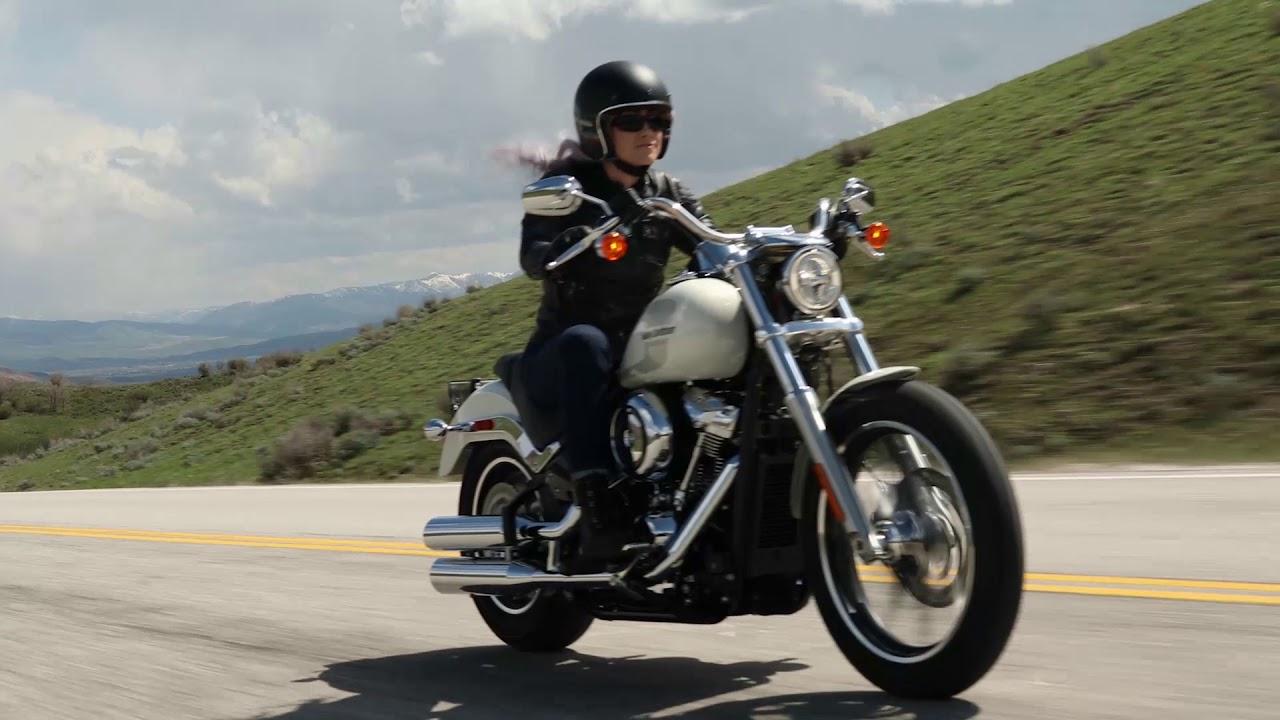 Harley Davidson Low Rider Black
