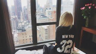 New York VLOG   FASHION WEEK