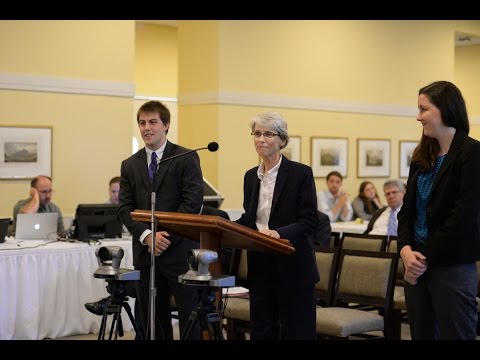 Biomedical Engineering | Presentation to UNC-Chapel Hill Trustees | October 1, 2015