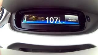 Acceleratie 0 - 100 km/h Renault ZOE