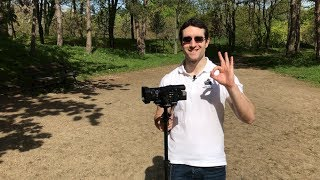 """NEEWER STEADYCAM/STABILISATEUR 24""""/60cm  (3kg) - REVIEW / UNBOXING / TESTS - INDISPENSABLE !"""