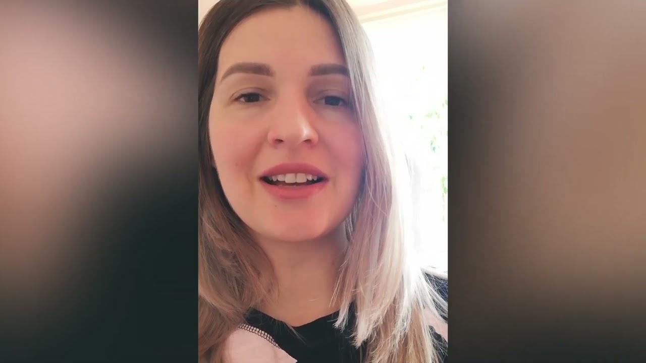 """Волгужева Ирина, выпускница онлайн-курса """"Секреты женского счастья"""""""