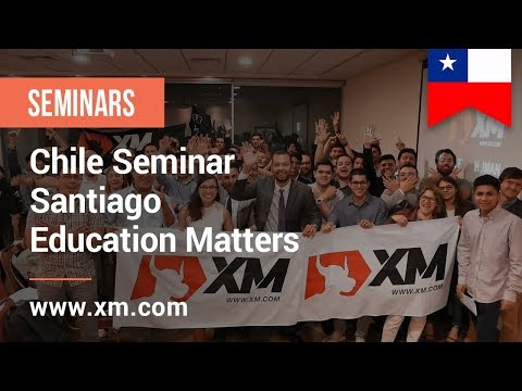 XM.COM - 2018 - Chile Seminar - Santiago - Education Matters