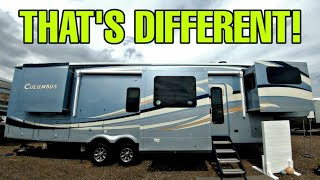 2020 Cardinal 370FLX and Full painted Columbus 389FL Fifth Wheel RVs!