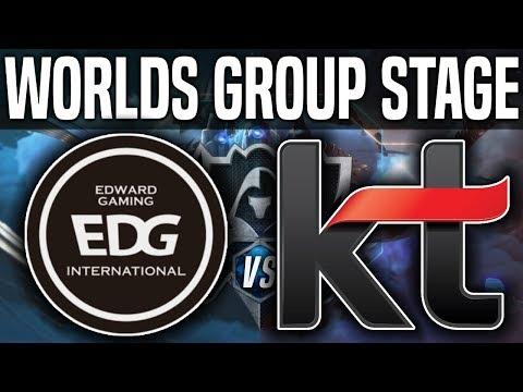 Edward Gaming vs KT Rolster vod