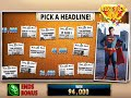 SUPERMAN THE MOVIE Video Slot Casino Game with a FORTRESS ...