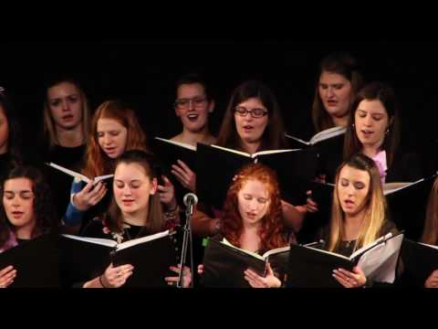 Stonehill Chapel Choir: May the Road Rise to Meet You