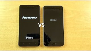 Meizu M2 Note VS Lenovo K3 Note - Speed & Camera Test!