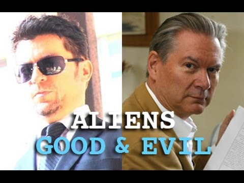 Aliens: Good And Evil - Intel Sources Reveal Startling UFO C