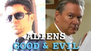 Aliens: Good And Evil - Intel Sources Reveal Startling UFO Contacts! Dark Journalist & Timothy G