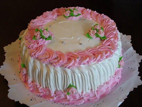 Como decorar tortas de cumplea os youtube - Como decorar un cumpleanos ...