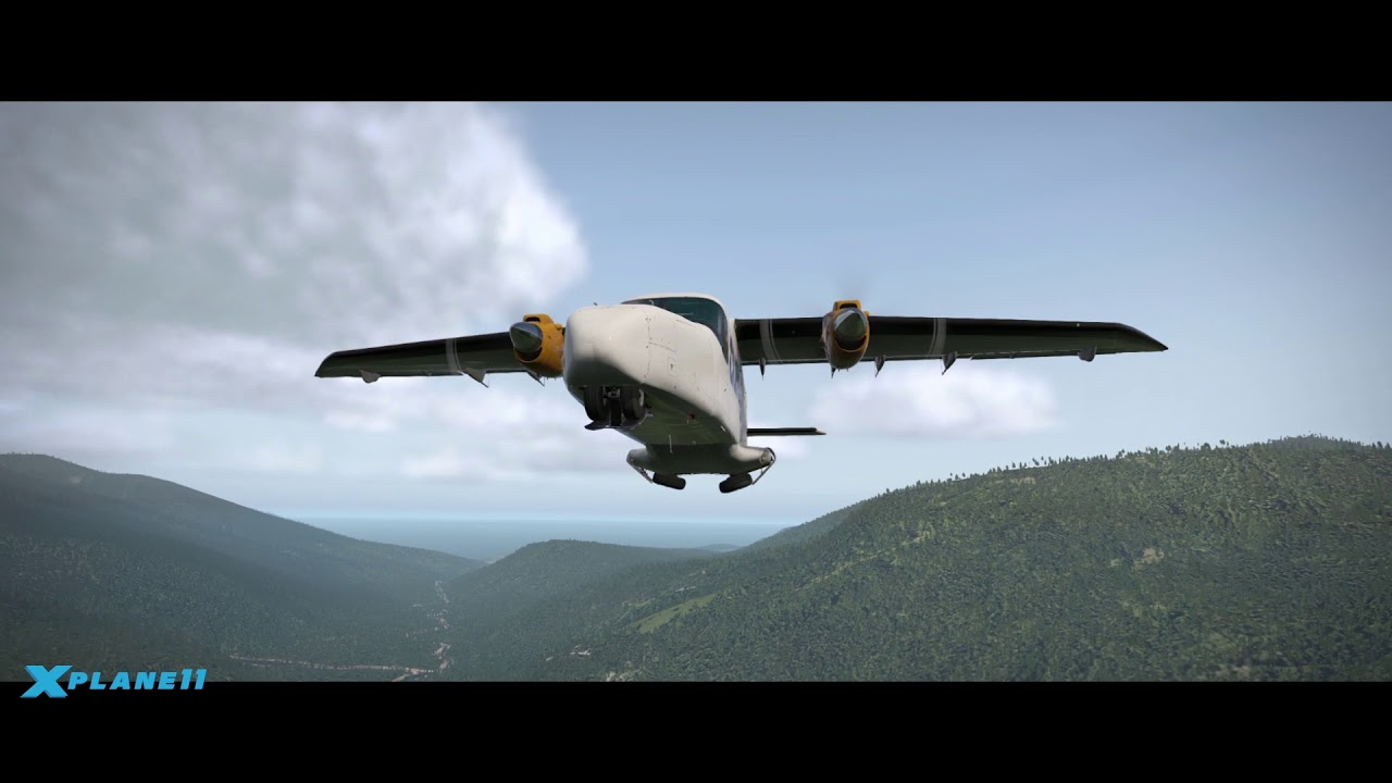 CARENADO DO228 100 X-PLANE 11